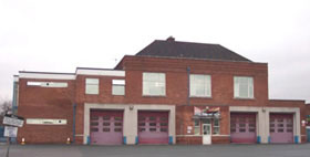 West Yorkshire Fire Authority Fire Stations